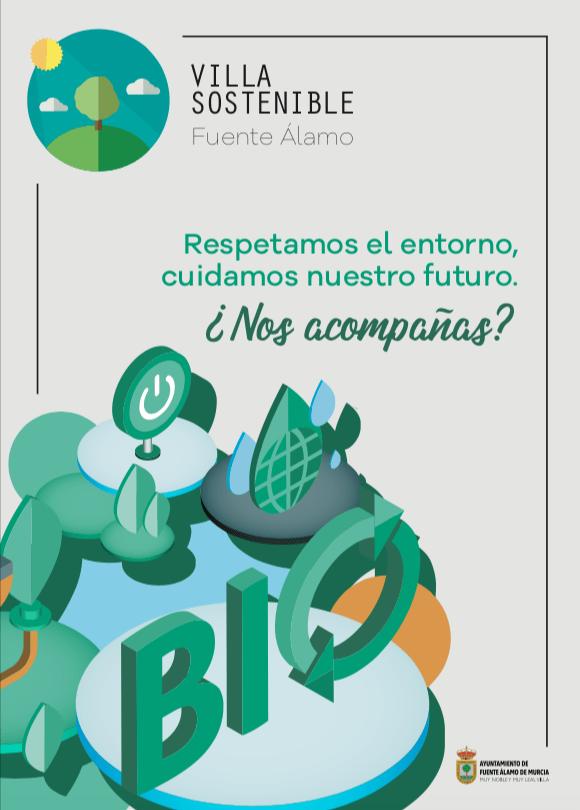 Fuente Álamo Villa Sostenible - Marevents